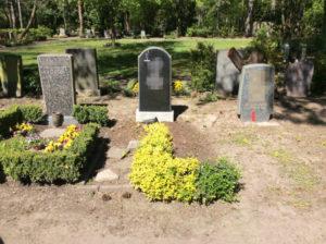 Urnenwahlgrab Ostfriedhof