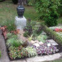 Grabgestaltung Blumenhalle am Südfriedhorf