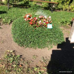 Grabgestaltung - Der Urnenhügel
