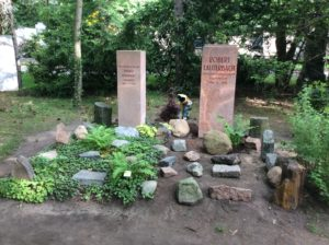 Kossmat/Lauterbach Grab Südfriedhof Abt. 1