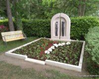Grabgestaltung und Grabpflege Leipzig Paunsdorf