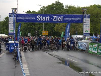 LVZ Fahrradfest – Die Blumenhalle tritt in die Pedale