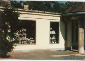 Anbau Pavillon Blumenhalle