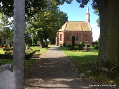 Der Friedhof in Liebertwolkwitz