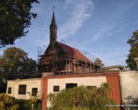 Friedhof Liebertwolkwitz Kapelle Sanierung 2018