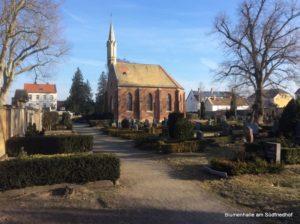 Friedhofskapelle Liebertwolkwitz