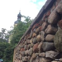 Kirche und Friedhof Liebertwolkwitz