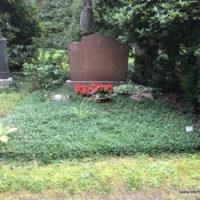 Grabpflege Südfriedhof Doppelgrab