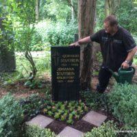 Pfelgemaßnahmen Neugräber - Grabpflege Leipzig