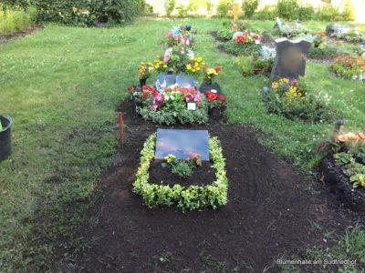 Der Urnenhügel – Grabgestaltung Leipzig