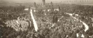 Südfriedhof Leipzig damals