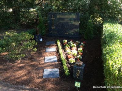 Das doppelte Erdwahlgrab – Grabgestaltung Leipzig