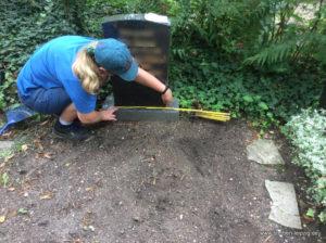 Grabgestaltung leipzig Das Urnenwahlgrab