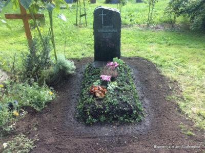 Das Erdreihengrab – Grabgestaltung Leipzig