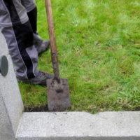 Grabbpflege Leipzig - Das Rasen mähen