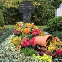 Herbstbepflanzung 2017 Blumenhalle