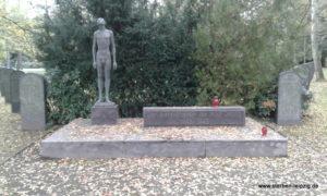 Denkmal für die Bombenopfer der Stadt Leipzig
