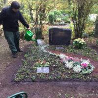 Ostfriedhof Grabgestaltung