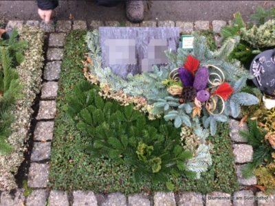 Friedhof Connewitz Grabpflege