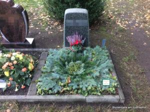 Friedhof Plagwitz Grabpflege