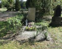 Nordfriedhof Grabgestaltung im Praktikum