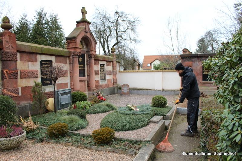 Grabpflege Engelsdorf