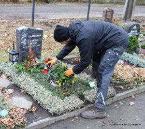 Holzhausen - Grabpflege und Grabgestaltung
