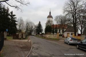 Ost- und Westseite Friedhof Engelsdorf