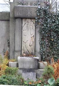 Grabstätte Brumme - Friedhof Gohlis
