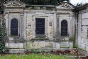 Grabstätte Emilie Krischker - Friedhof Möckern