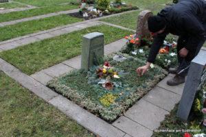 Friedhof Sellerhausen Grabpflege