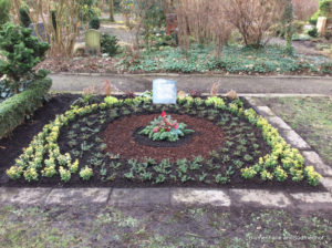 Blumenhalle am Südfriedhof: Grabgestaltung Südfriedhof Leipzig