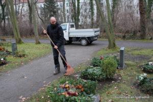 Kleinzschocher - Grabpflege