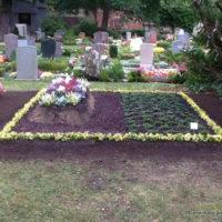 Nordfriedhof Grabgestaltung