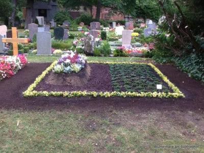 Nordfriedhof Leipzig Grabgestaltung