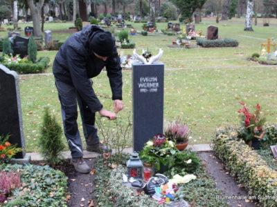 Ostfriedhof Grabpflege in Leipzig