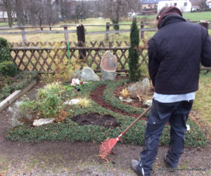 Friedhof Otterwisch Grabpflege und Grabgestaltung