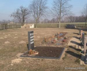 Urnengemeinschaftsanlage - Friedhof Otterwisch