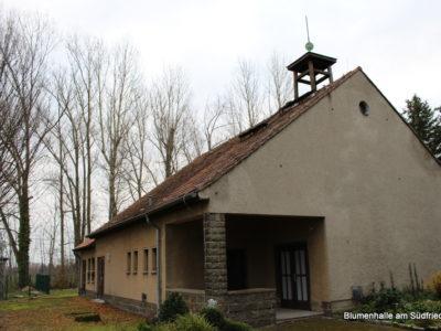 Der Friedhof in Holzhausen