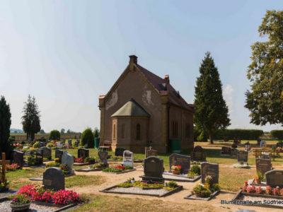 Der Friedhof in Otterwisch