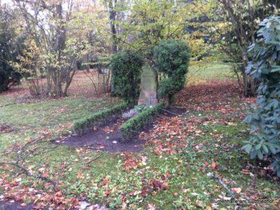 Säubern der Gräber nach dem Sturm – Grabpflege Leipzig