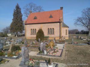 Kapelle - Friedhof Otterwisch