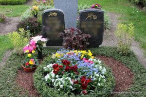 Liebertwolkwitz - Grabpflege
