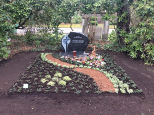 Grabgestaltung Suedfriedhof Leipzig