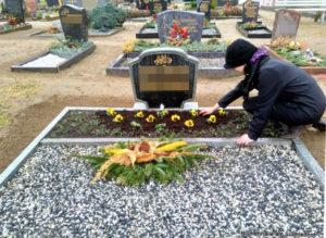 Friedhof Köhra Grabpflege