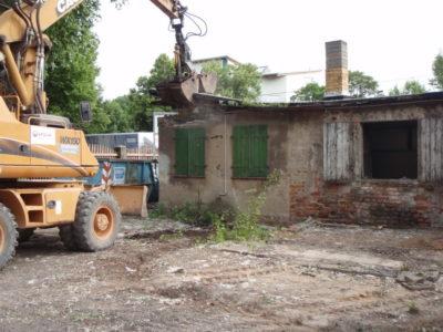 4. Abriss und Neubau 2010 – Geschichte der Blumenhalle