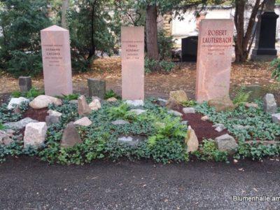 Universitätsgrabstellen – Geophysiker- und Geologengräber auf dem Südfriedhof