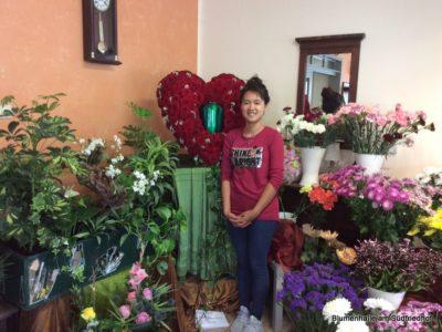 Floristik Abschlussprüfung – Ausbildung 2018