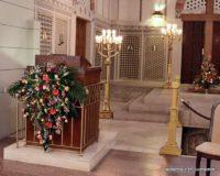 Floristik der Blumenhalle am Südfriedhof -10 Jahre Paul-Benndorf-Gesellschaft