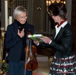 Violinistin Hiltrud Ilg - 10 Jahre Paul-Benndorf-Gesellschaft